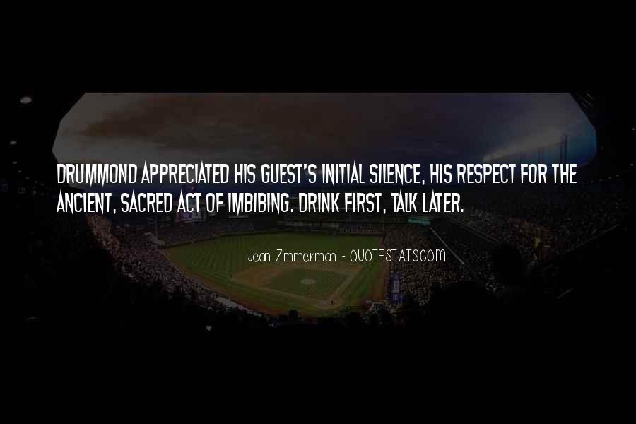 Drummond Quotes #255131