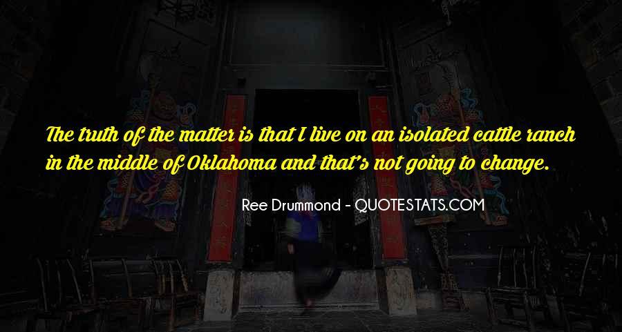 Drummond Quotes #271628