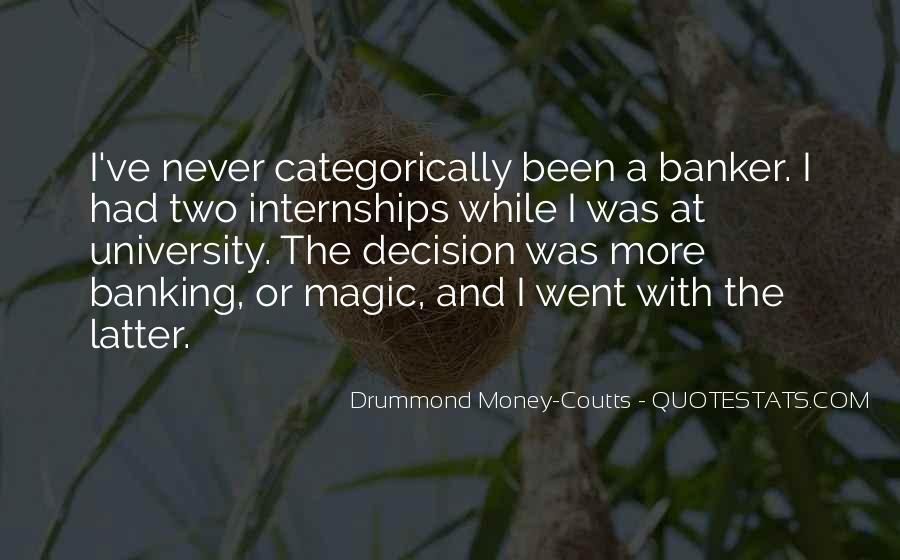Drummond Quotes #375321