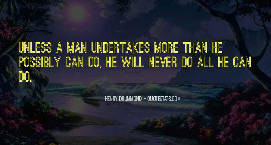 Drummond Quotes #44378
