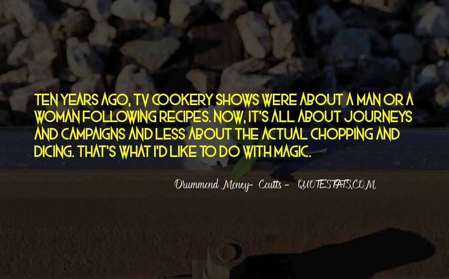 Drummond Quotes #489380