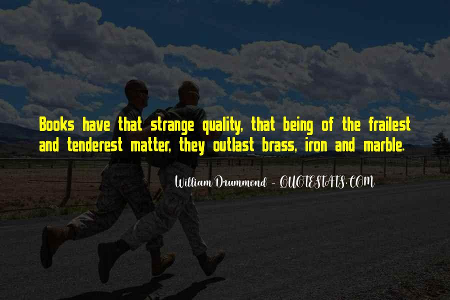 Drummond Quotes #585732