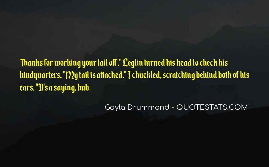 Drummond Quotes #671396