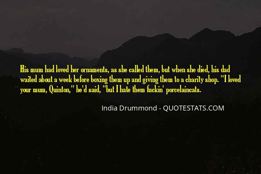 Drummond Quotes #696492