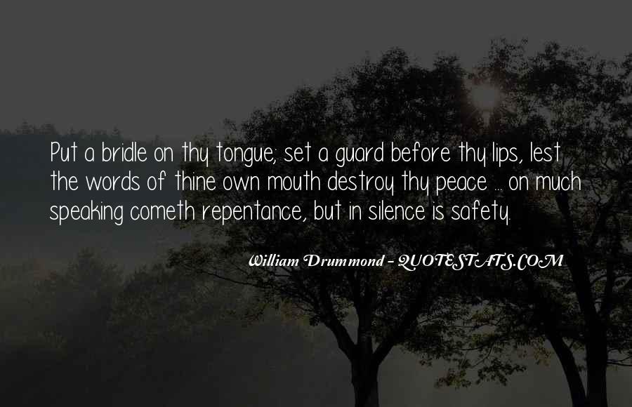 Drummond Quotes #75267