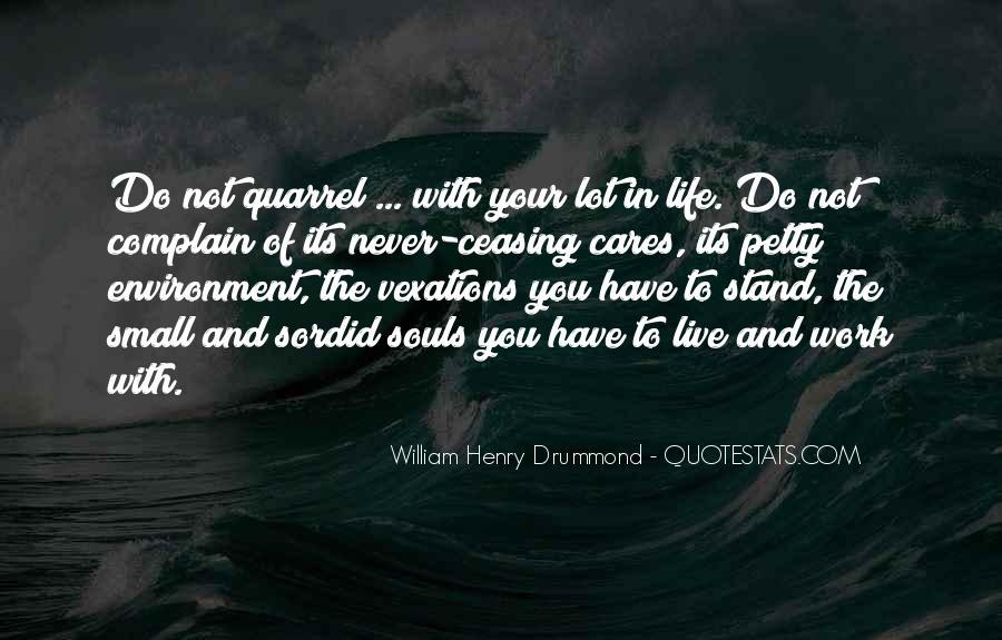 Drummond Quotes #901649