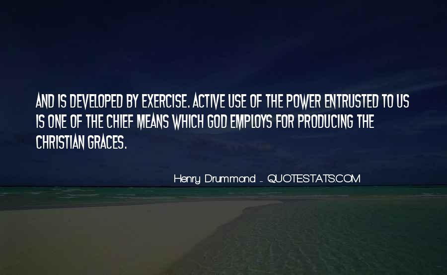 Drummond Quotes #922375