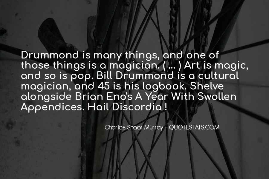 Drummond Quotes #952827