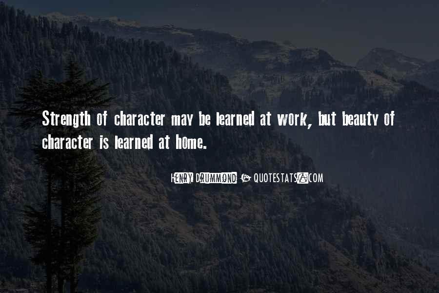 Drummond Quotes #97951