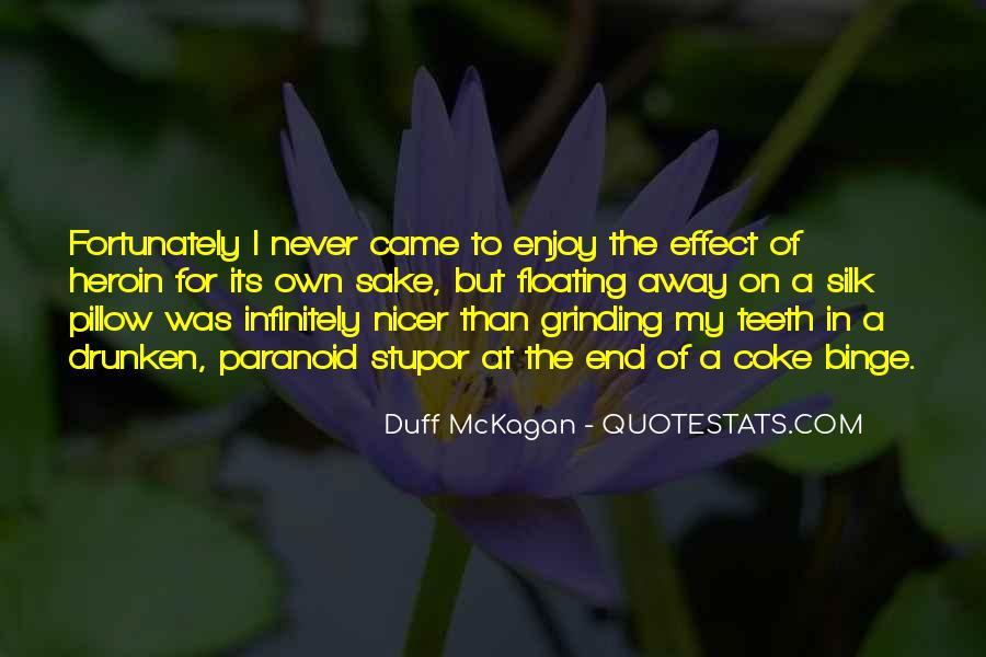 Drunken Stupor Quotes #294900