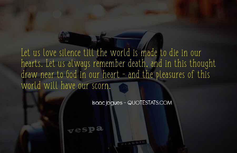 Dry Love Quotes #1152