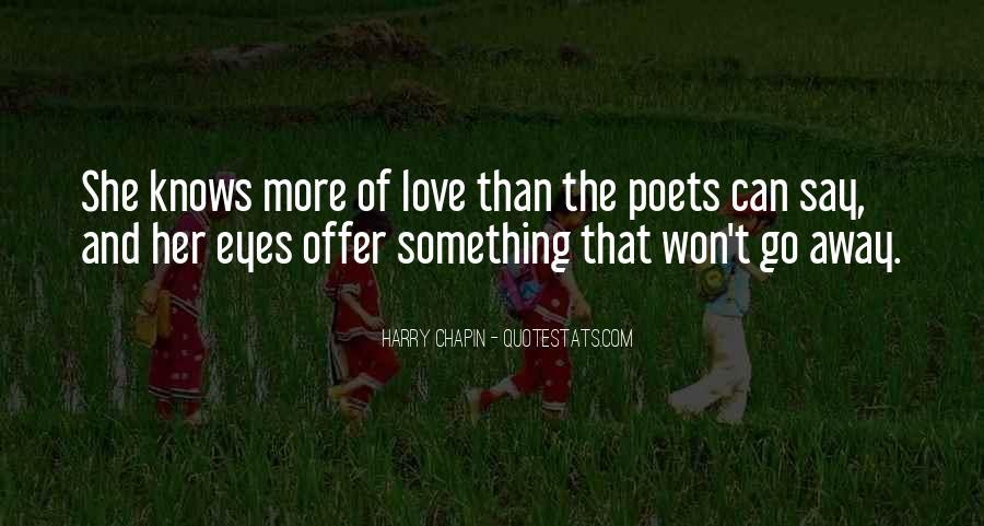 Dry Love Quotes #1197