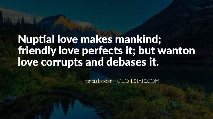 Dry Love Quotes #1337