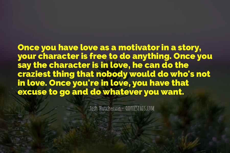 Dry Love Quotes #228
