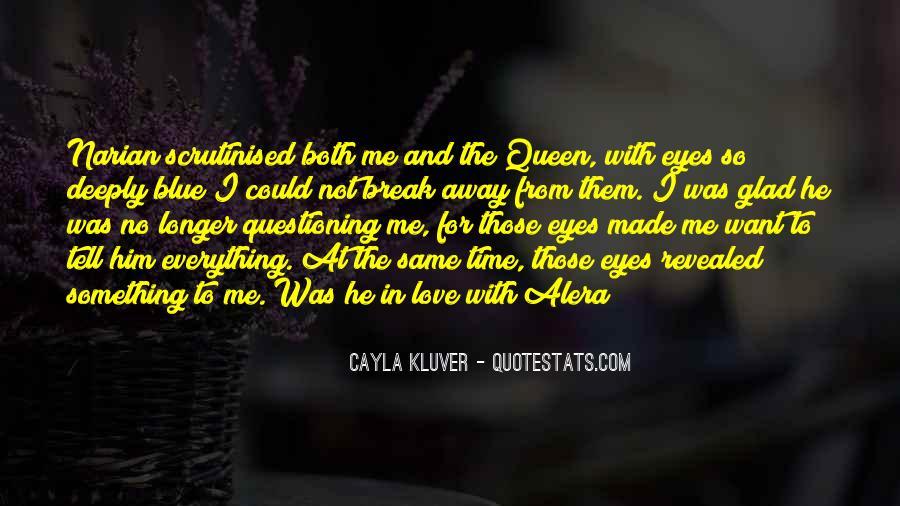 Dry Love Quotes #260