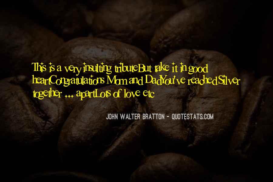 Dry Love Quotes #304