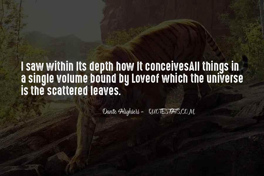 Dry Love Quotes #57