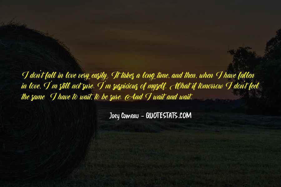 Dry Love Quotes #684