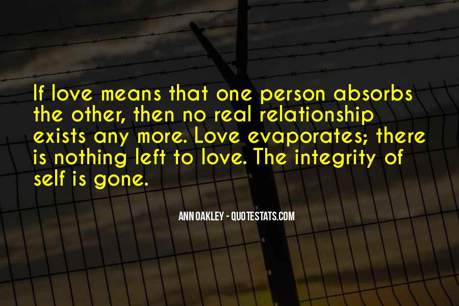 Dry Love Quotes #686