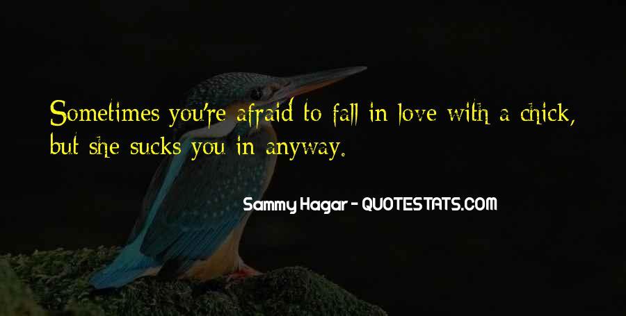 Dry Love Quotes #712