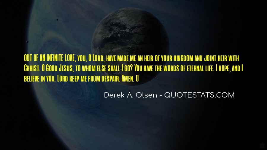 Dry Love Quotes #916