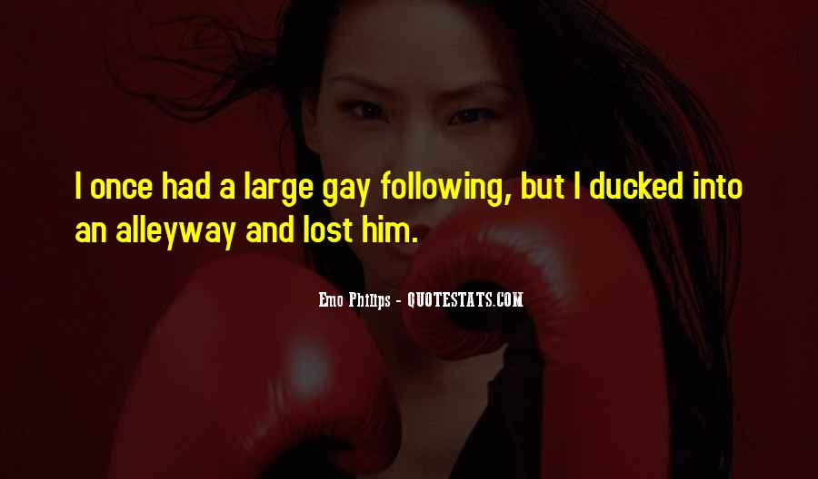 Ducked Up Quotes #115216
