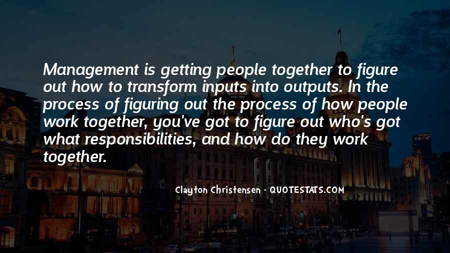 Quotes About Inputs #1293537