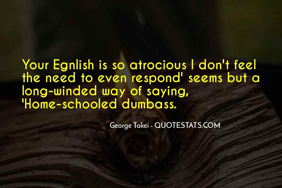 Dumbass Quotes #174588