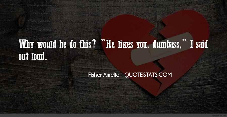 Dumbass Quotes #1799753