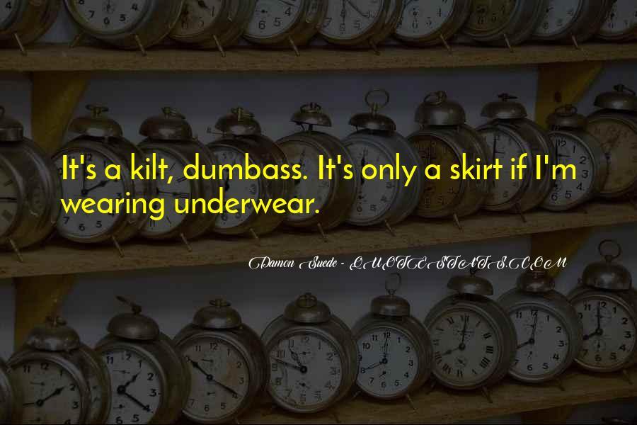 Dumbass Quotes #498068
