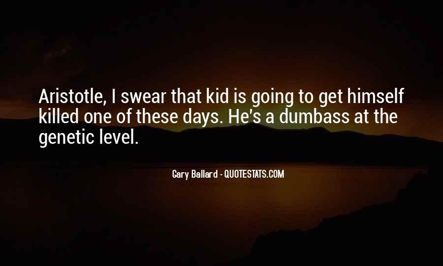 Dumbass Quotes #899773