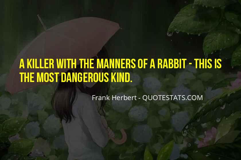 Dune Frank Herbert Quotes #1420156