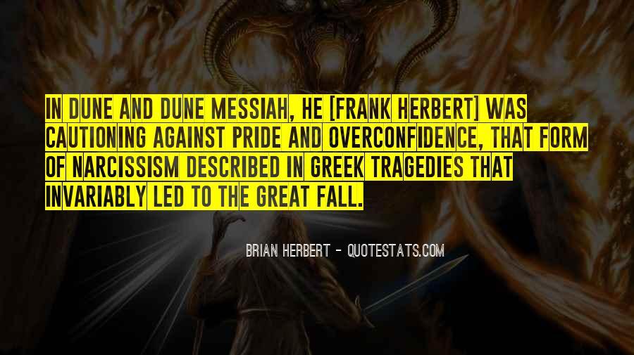 Dune Frank Herbert Quotes #1499820