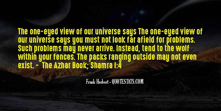 Dune Frank Herbert Quotes #1551968