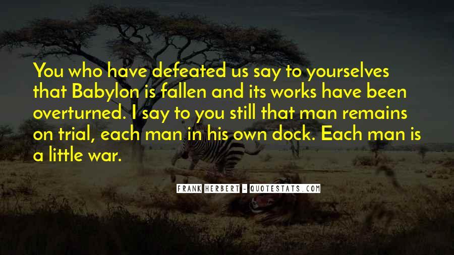 Dune Frank Herbert Quotes #1558080
