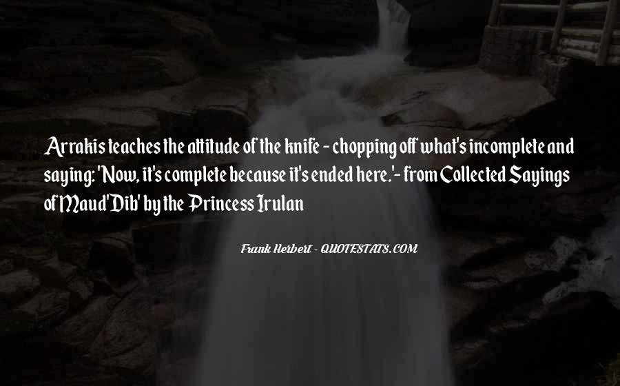 Dune Frank Herbert Quotes #1654523