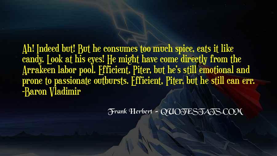 Dune Frank Herbert Quotes #24680