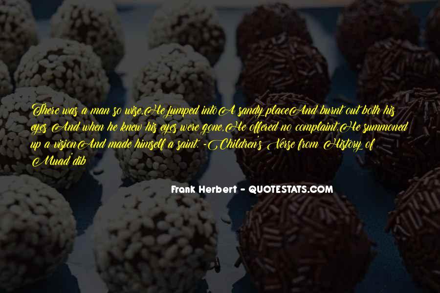 Dune Frank Herbert Quotes #331484
