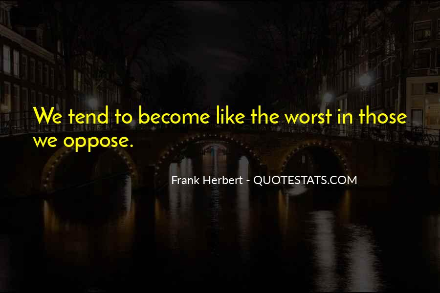 Dune Frank Herbert Quotes #445992