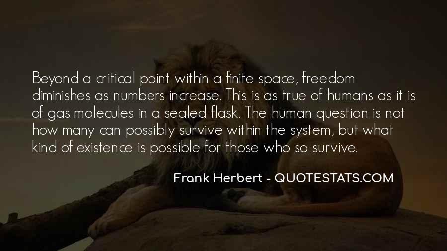 Dune Frank Herbert Quotes #536843