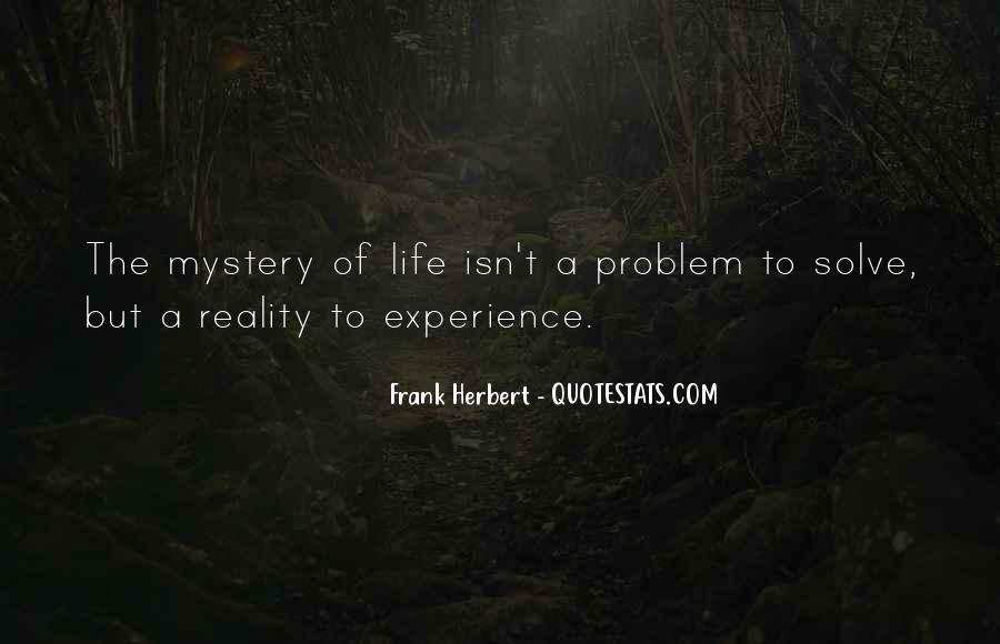 Dune Frank Herbert Quotes #734261