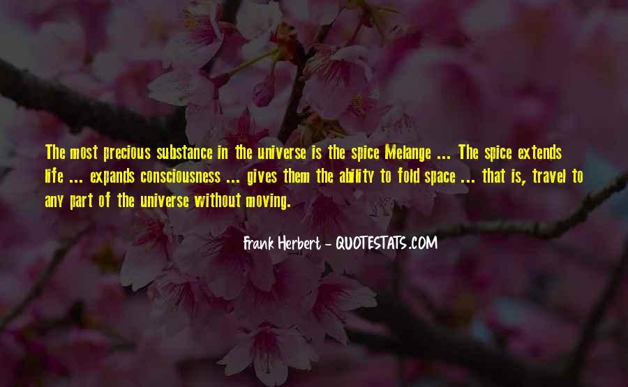 Dune Frank Herbert Quotes #811482