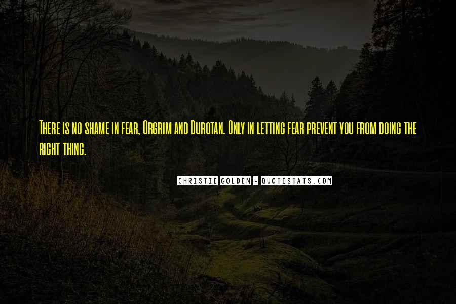 Durotan Quotes #1065662