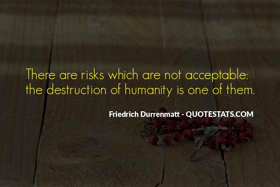 Durrenmatt Quotes #1179101