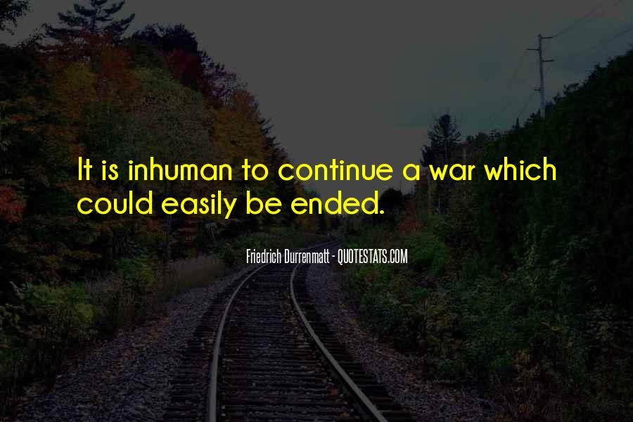 Durrenmatt Quotes #1285267