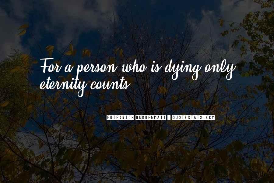 Durrenmatt Quotes #1406762