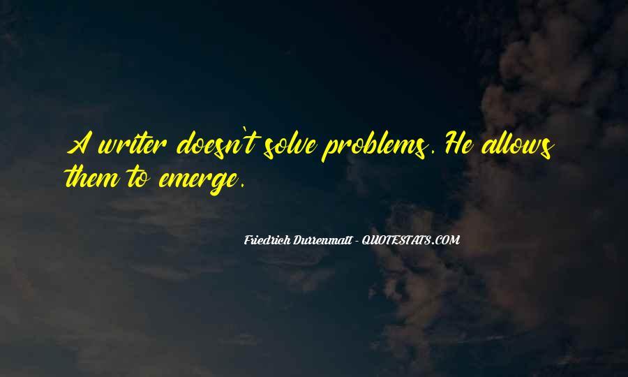 Durrenmatt Quotes #1466377