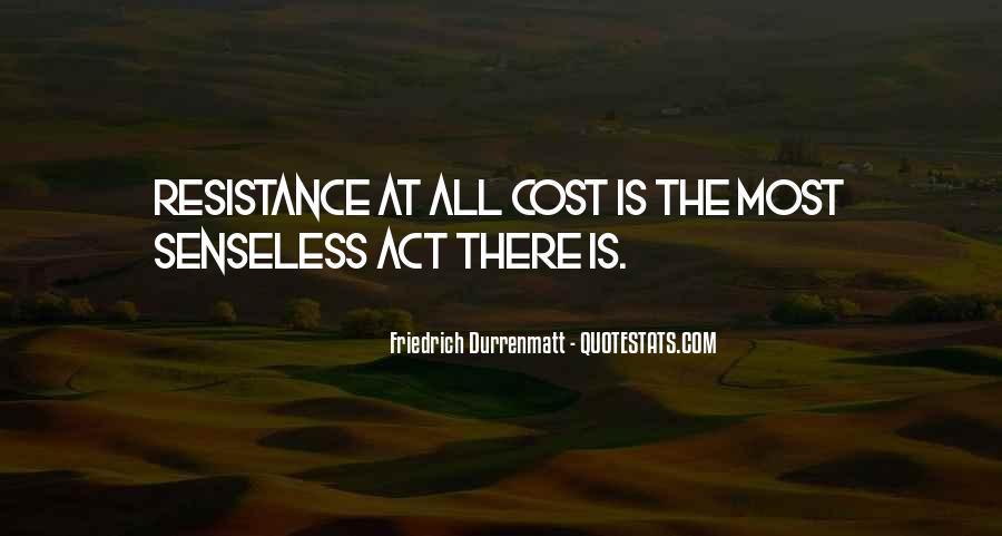 Durrenmatt Quotes #1798486
