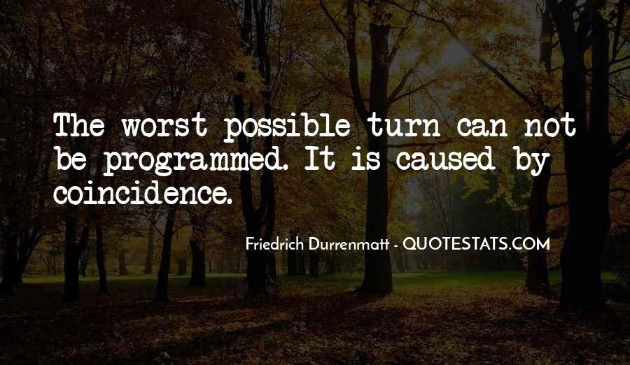 Durrenmatt Quotes #262222