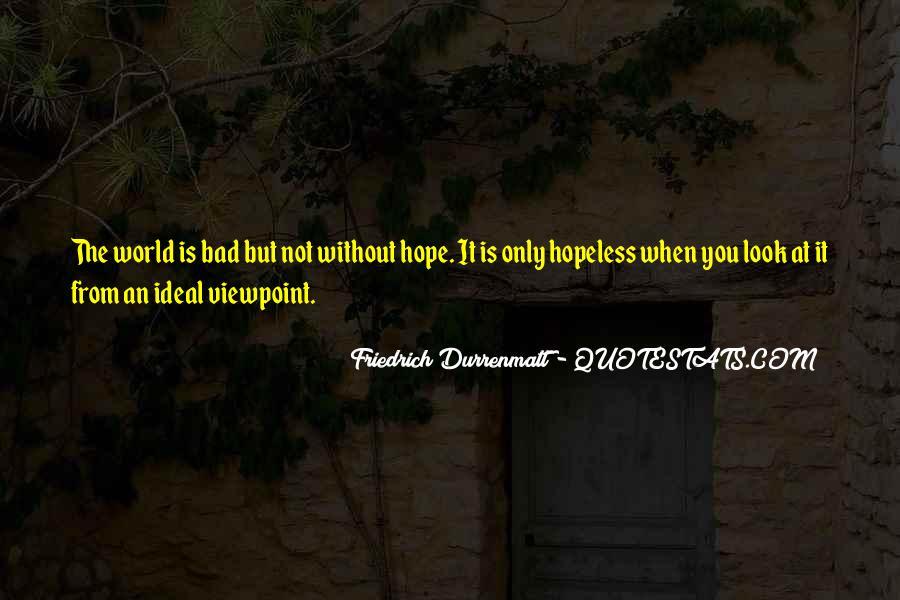 Durrenmatt Quotes #271493